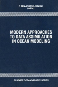 Ebook in inglese Modern Approaches to Data Assimilation in Ocean Modeling -, -