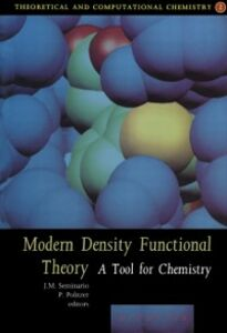 Ebook in inglese Modern Density Functional Theory: A Tool For Chemistry -, -