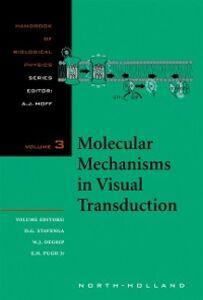 Foto Cover di Molecular Mechanisms in Visual Transduction, Ebook inglese di  edito da Elsevier Science