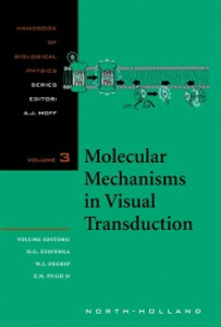 Ebook in inglese Molecular Mechanisms in Visual Transduction -, -