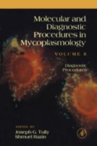 Ebook in inglese Molecular and Diagnostic Procedures in Mycoplasmology -, -