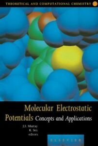 Foto Cover di Molecular Electrostatic Potentials, Ebook inglese di  edito da Elsevier Science