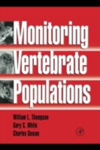 Ebook in inglese Monitoring Vertebrate Populations Gowan, Charles , Thompson, William L. , White, Gary C.