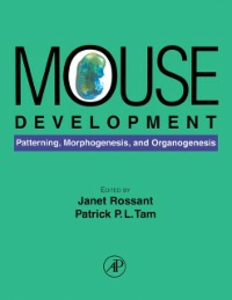 Ebook in inglese Mouse Development Rossant, Janet , Tam, Patrick T.