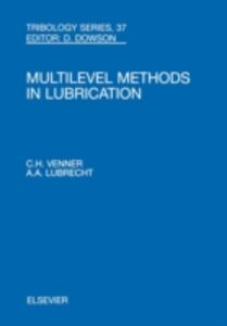 Ebook in inglese Multi-Level Methods in Lubrication -, -