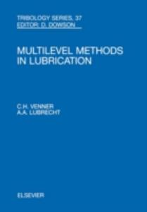 Ebook in inglese Multi-Level Methods in Lubrication -, -
