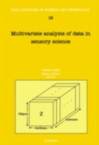 Ebook in inglese Multivariate Analysis of Data in Sensory Science -, -