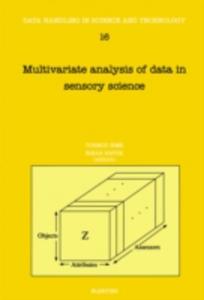 Ebook in inglese Multivariate Analysis of Data in Sensory Science -, -