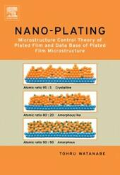 Nano Plating - Microstructure Formation Theory of Plated Films and a Database of Plated Films