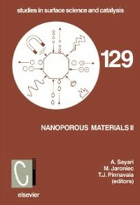 Ebook in inglese Nanoporous Materials II -, -