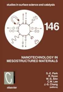 Ebook in inglese Nanotechnology in Mesostructured Materials -, -