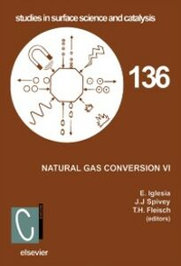 Foto Cover di Natural Gas Conversion VI, Ebook inglese di  edito da Elsevier Science