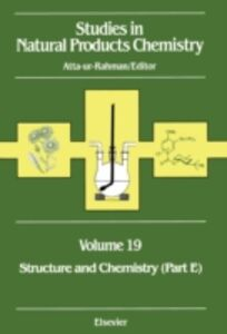 Ebook in inglese Structure and Chemistry (Part E) Atta-ur-Rahman