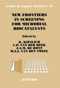 Ebook in inglese New Frontiers in Screening for Microbial Biocatalysts -, -