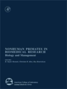 Ebook in inglese Nonhuman Primates in Biomedical Research -, -