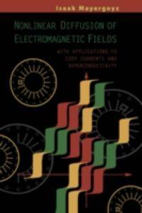 Foto Cover di Nonlinear Diffusion of Electromagnetic Fields, Ebook inglese di  edito da Elsevier Science