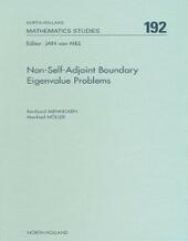 Non-Self-Adjoint Boundary Eigenvalue Problems