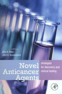 Ebook in inglese Novel Anticancer Agents