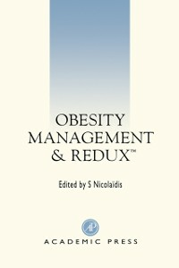 Ebook in inglese Obesity Management and Redux Nicolaidis, Stylianos