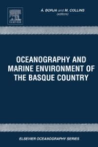 Ebook in inglese Oceanography and Marine Environment in the Basque Country -, -