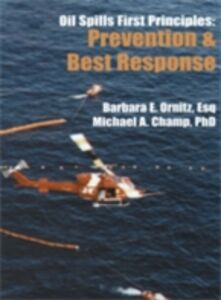 Foto Cover di Oil Spills First Principles, Ebook inglese di  edito da Elsevier Science