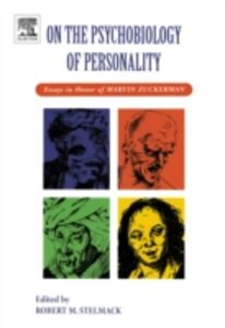 Foto Cover di On the Psychobiology of Personality, Ebook inglese di  edito da Elsevier Science