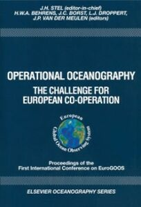 Foto Cover di Operational Oceanography, Ebook inglese di AA.VV edito da Elsevier Science