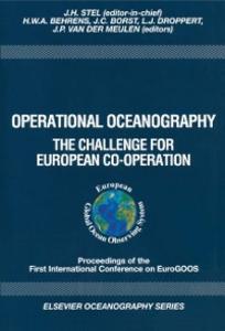 Ebook in inglese Operational Oceanography Behrens, H.W.A. , Borst, J.C. , Droppert, L.J. , Meulen, J.P. van der