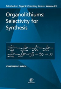 Ebook in inglese Organolithiums: Selectivity for Synthesis Clayden, Jonathan