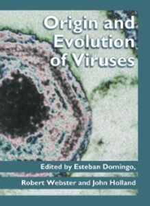 Ebook in inglese Origin and Evolution of Viruses