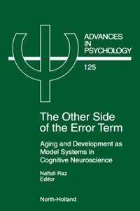 Foto Cover di Other Side of the Error Term, Ebook inglese di  edito da Elsevier Science