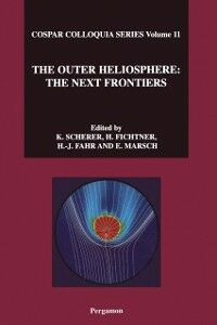 Foto Cover di The Outer Heliosphere, Ebook inglese di AA.VV edito da Elsevier Science