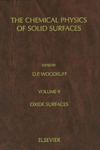 Ebook in inglese Oxide Surfaces -, -
