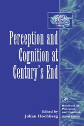 Perception and Cognition at Century's End