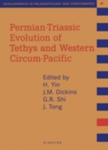 Ebook in inglese Permian-Triassic Evolution of Tethys and Western Circum-Pacific -, -