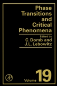 Ebook in inglese Phase Transitions and Critical Phenomena -, -