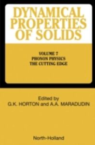 Ebook in inglese Phonon Physics The Cutting Edge -, -