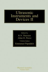 Ebook in inglese Reference for Modern Instrumentation, Techniques, and Technology: Ultrasonic Instruments and Devices II -, -