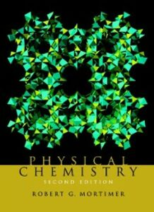 Ebook in inglese Physical Chemistry Mortimer, Robert G.
