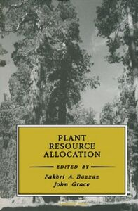 Ebook in inglese Plant Resource Allocation -, -