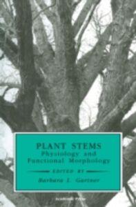 Foto Cover di Plant Stems, Ebook inglese di  edito da Elsevier Science