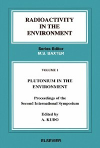 Ebook in inglese Plutonium in the Environment -, -