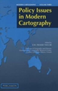 Foto Cover di Policy Issues in Modern Cartography, Ebook inglese di  edito da Elsevier Science