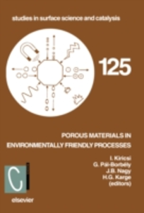 Ebook in inglese Porous Materials in Environmentally Friendly Processes -, -