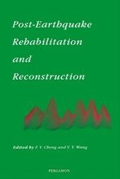 Post-Earthquake Rehabilitation and Reconstruction