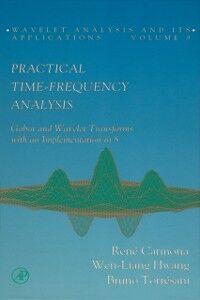 Ebook in inglese Practical Time-Frequency Analysis Carmona, Rene , Hwang, Wen-Liang , Torresani, Bruno