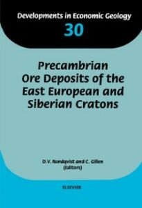 Ebook in inglese Precambrian Ore Deposits of the East European and Siberian Cratons -, -