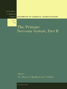 Ebook in inglese The Primate Nervous System, Part II -, -
