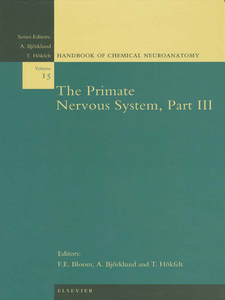 Ebook in inglese The Primate Nervous System, Part III -, -