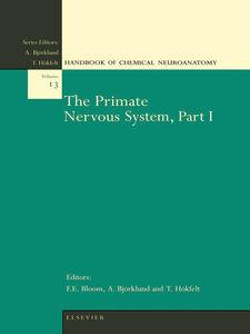 Foto Cover di The Primate Nervous System, Part I, Ebook inglese di AA.VV edito da Elsevier Science